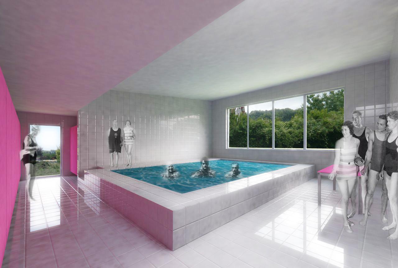 architecte cabinet kine lyon fabien perret architecte lyon. Black Bedroom Furniture Sets. Home Design Ideas