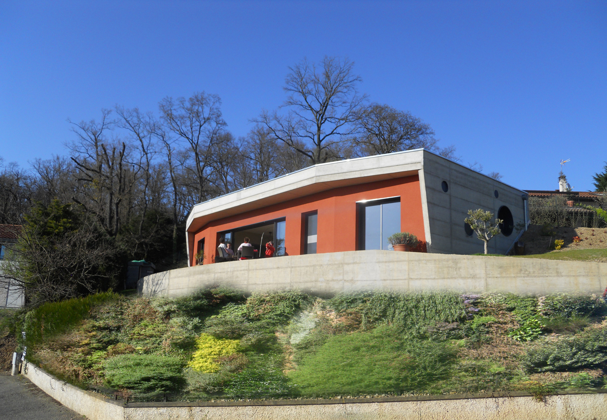 villa-architecture-contemporaine-beton-fengshui