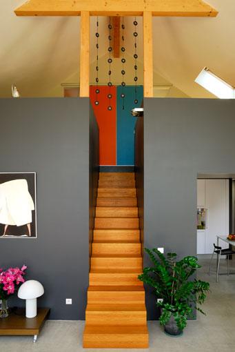 design-escalier-bois