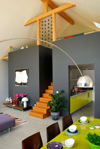 design-escalier-table