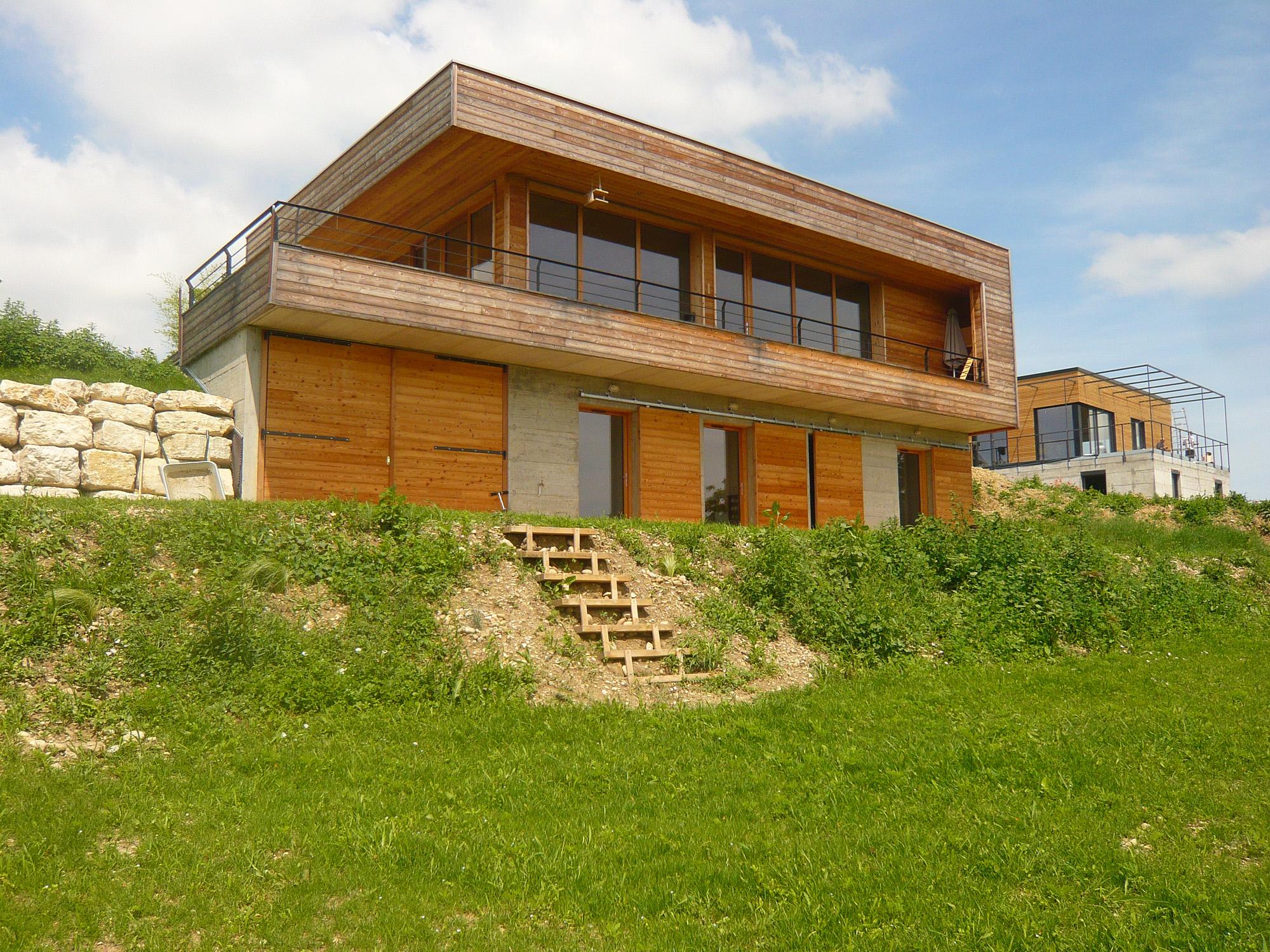 Terrasse jardin immobilier lyon mulhouse maison design for Jardin terrasse immobilier