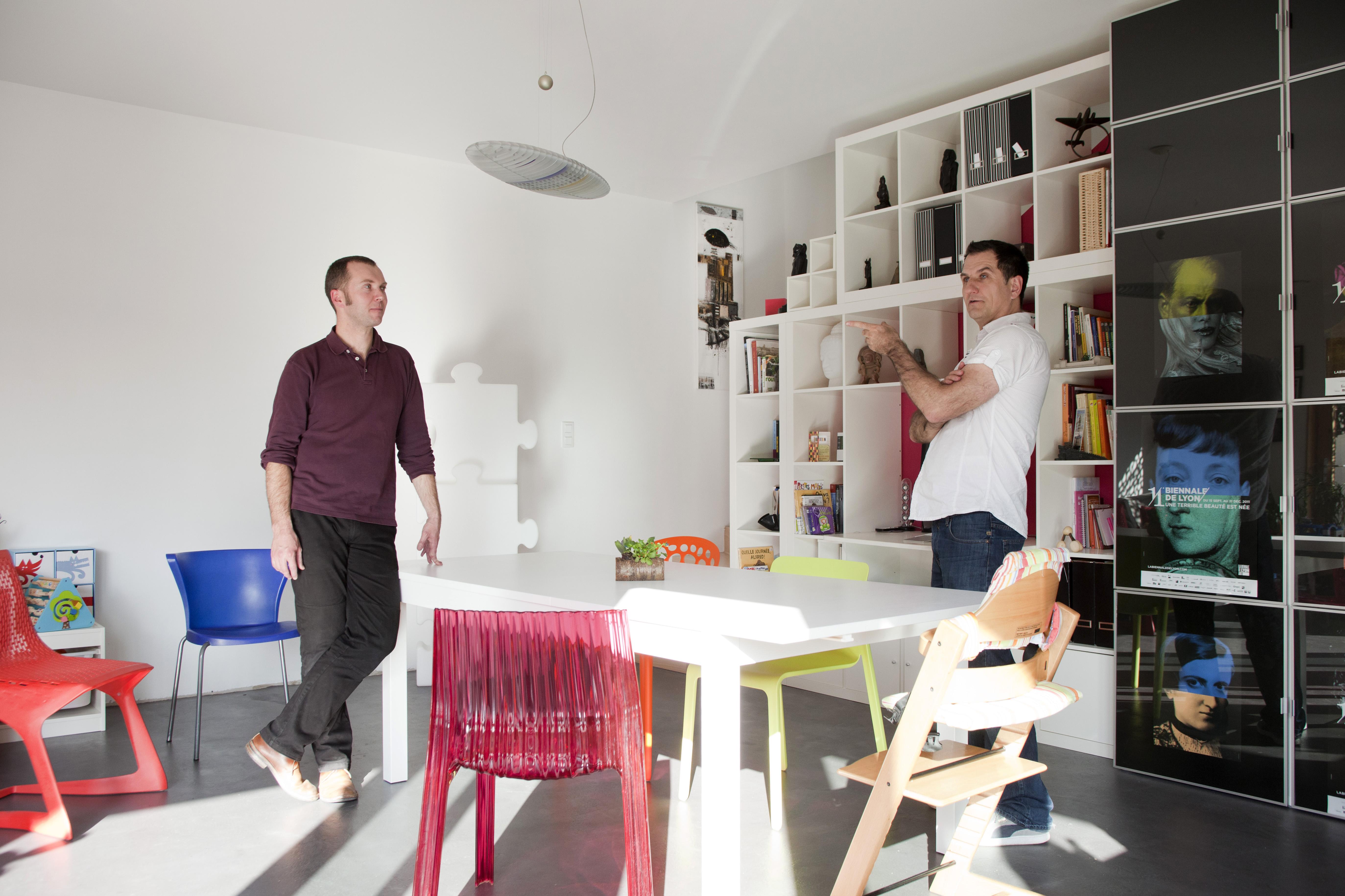 maison basse consommation lyon 8 me effinergie fabien perret architecte lyon. Black Bedroom Furniture Sets. Home Design Ideas