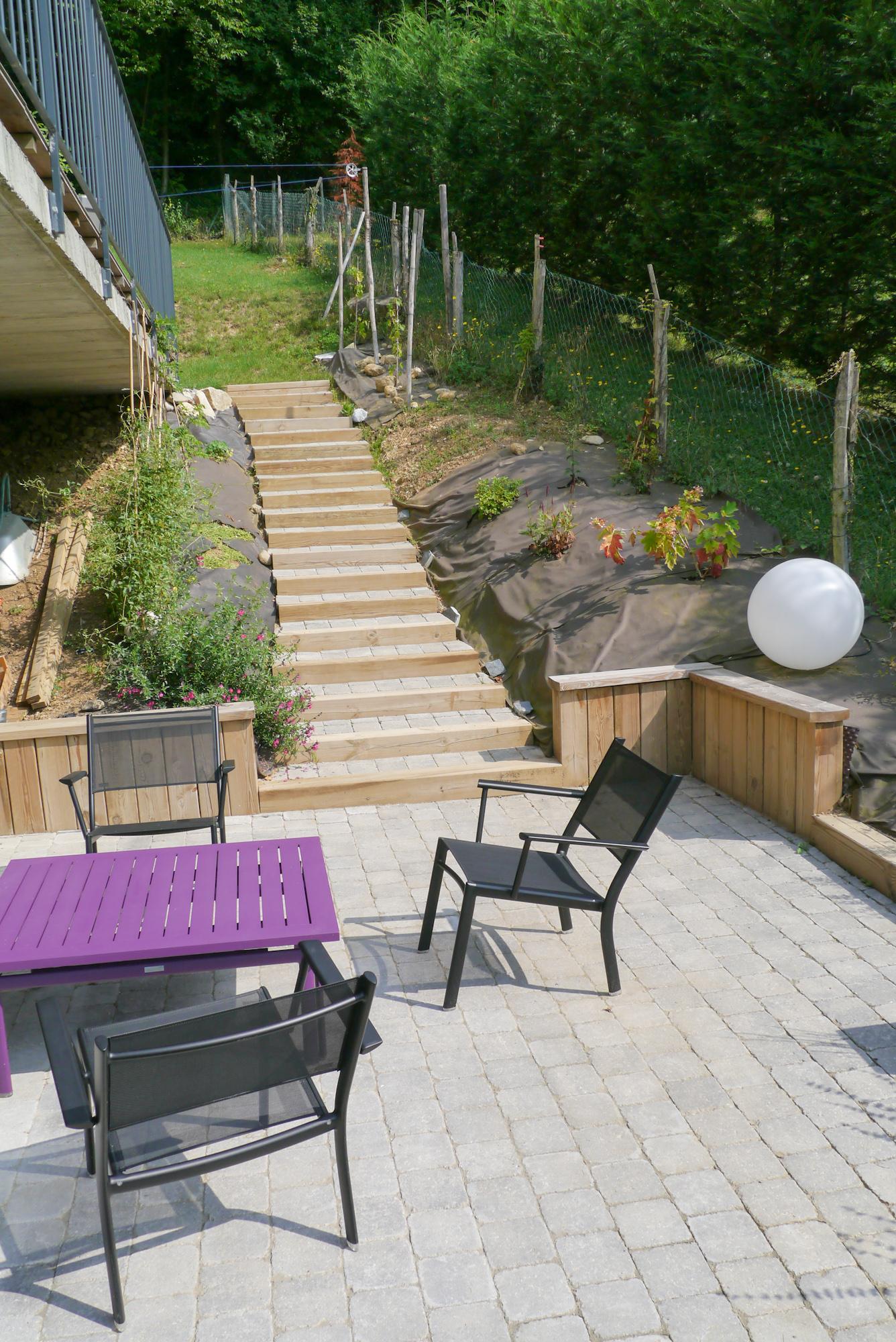 Pente terrasse bois dtu - Pente terrasse bois ...