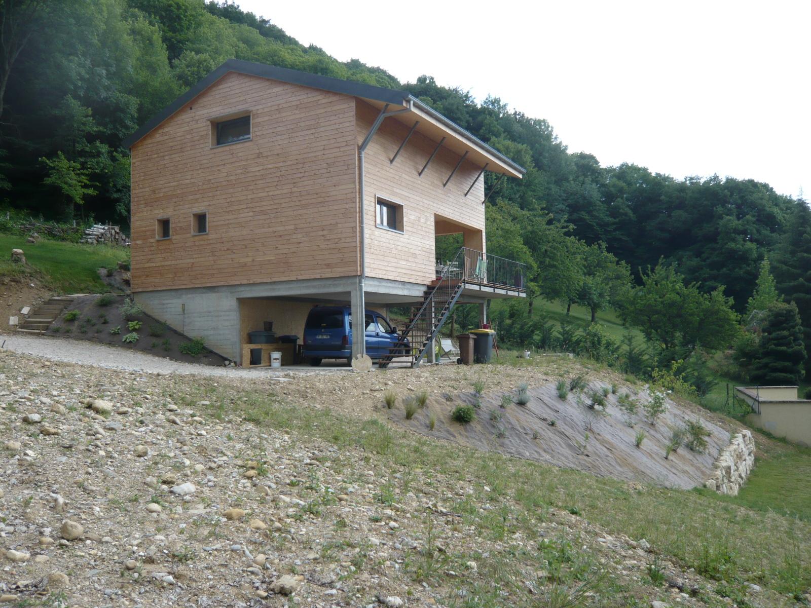 maison-bois-montagne