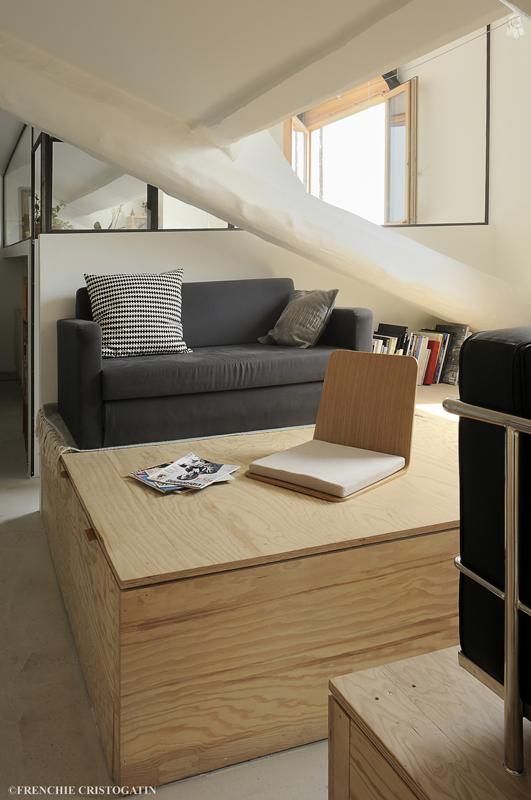 poutre-appartement-comble