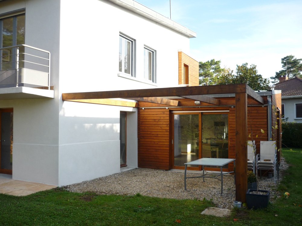 Prix moyen extension maison avie home for Prix veranda 40m2